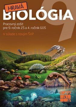 Hravá biológia 9 cena od 85 Kč