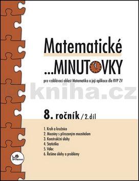 Miroslav Hricz: Matematické minutovky 8. ročník / 2. díl cena od 27 Kč