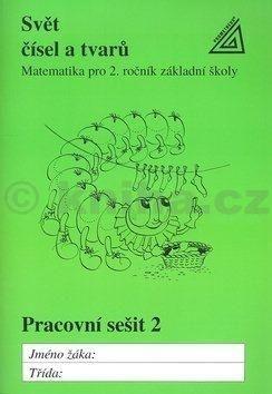Alena Hošpesová: Svět čísel a tvarů Prac.seš.2 cena od 60 Kč