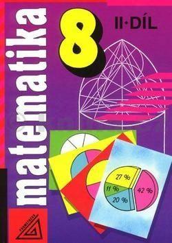 Alena Šarounová: Matematika 8, 2.díl cena od 74 Kč