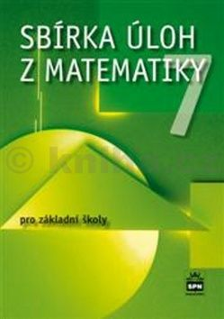 Josef Trejbal: Sbírka úloh z matematiky 7 cena od 120 Kč