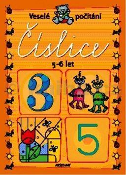 Číslice 5-6 let cena od 14 Kč