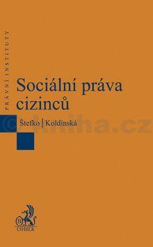 Kristina Koldinská, Martin Štefko: Sociální práva cizinců cena od 315 Kč