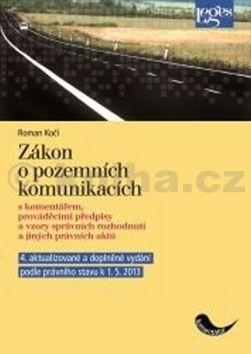 Roman Kočí: Zákon o pozemních komunikacích cena od 487 Kč