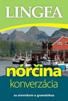 LINGEA Nórčina - konverzácia so slovníkom a gramatikou cena od 141 Kč