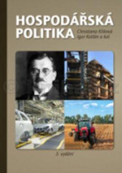 Igor Kotlán, Christiana Kliková: Hospodářská politika cena od 322 Kč