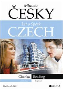 Mluvme česky Let´s speak Czech cena od 0 Kč