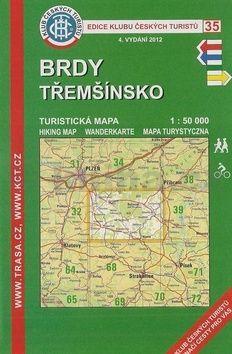 KČT 35 Brdy a Třemšínsko cena od 89 Kč