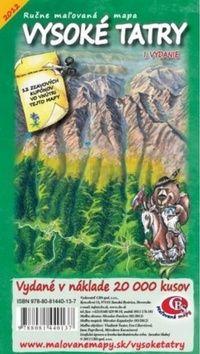 Vysoké Tatry cena od 57 Kč