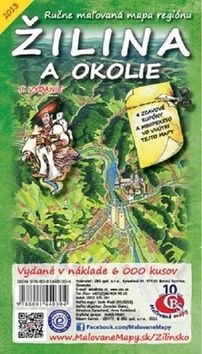 Žilina a okolie cena od 55 Kč