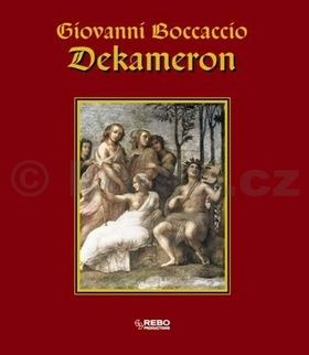 Giovanni Boccaccio: Dekameron cena od 99 Kč