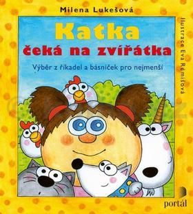 Milena Lukešová: Katka čeká na zvířátka cena od 105 Kč