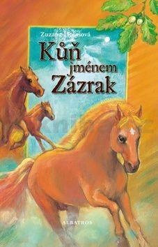 Zuzana Holasová, Barbora Kyšková: Kůň jménem Zázrak cena od 108 Kč