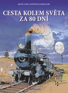 Jules Verne: Cesta kolem světa za 80 dní cena od 193 Kč