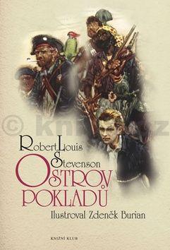 Robert Louis Stevenson: Ostrov pokladů cena od 223 Kč