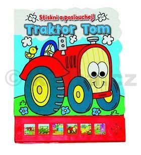 Traktor Tom cena od 75 Kč