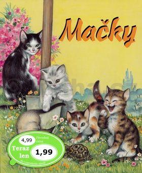 Mačky cena od 64 Kč