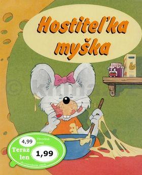 Hostiteżka myška cena od 49 Kč