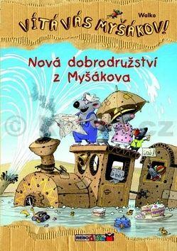 Walko: Nová dobrodružství z Myšákova cena od 92 Kč