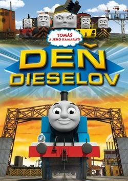 Tomáš a jeho kamaráti - Deň dieselov cena od 202 Kč