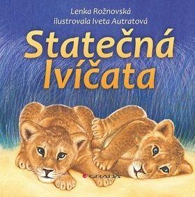 Lenka Rožnovská: Statečná lvíčata cena od 168 Kč