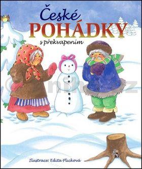 České pohádky s překvapením cena od 197 Kč