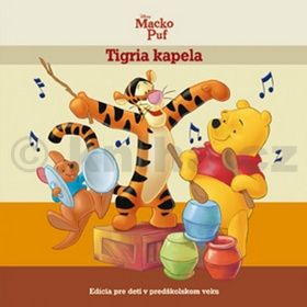 Walt Disney: Macko Puf - Tigria kapela cena od 112 Kč