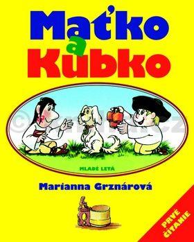 Marianna Grznárová: Maťko a Kubko cena od 127 Kč