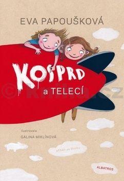 Galina Miklínová, Eva Papoušková: Kosprd a Telecí cena od 129 Kč