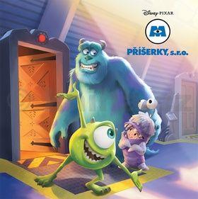 Walt Disney: Příšerky s.r.o. - Filmový příběh cena od 119 Kč