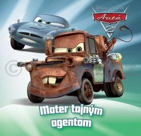 Autá Mater tajným agentom cena od 163 Kč