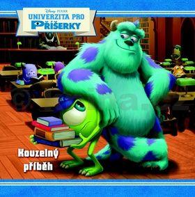 Walt Disney: Monsters University - filmový příběh (32 stran) cena od 0 Kč