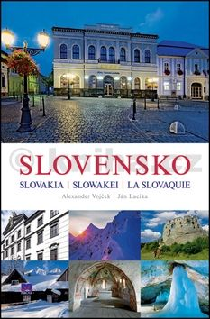 Slovensko Slovakia Slowakei La Slovaquie cena od 264 Kč