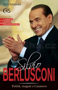Tereza Vyhnálková: Silvio Berlusconi cena od 173 Kč