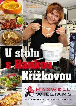 Marie Formáčková, Křížková Hanka: U stolu s Hankou Křížkovou cena od 189 Kč