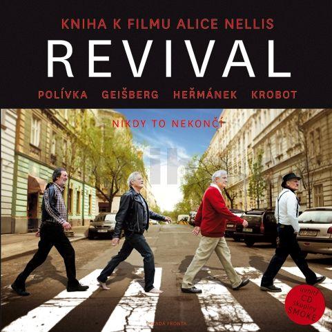 Alice Nellis: Revival - Kniha k filmu Alice Nellis + CD cena od 279 Kč