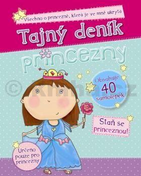 Tajný deník princezny cena od 118 Kč