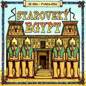 Claire Banpton: Staroveký Egypt cena od 300 Kč
