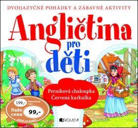 Angličtina pro děti cena od 99 Kč