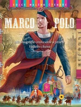 Morán José: Marco Polo - Edice malého čtenáře cena od 60 Kč