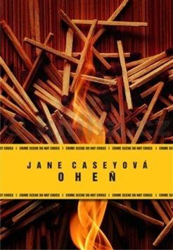 Jane Casey: Oheň cena od 256 Kč