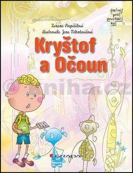 Zuzana Pospíšilová: Kryštof a Očoun cena od 73 Kč