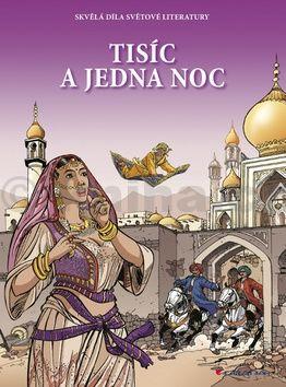 Tisíc a jedna noc (komiks) cena od 74 Kč