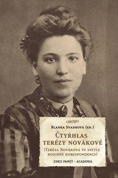 Blanka Svadbová: Čtyřhlas Terézy Novákové cena od 291 Kč