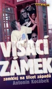 Antonín Kocábek: Visací zámek cena od 179 Kč