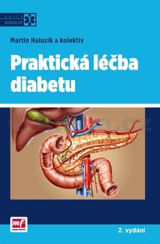 Martin Haluzík: Praktická léčba diabetu - 2. vydání cena od 405 Kč