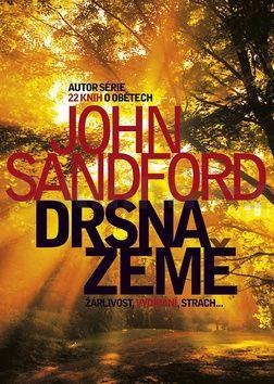 John Sandford: Drsná země cena od 129 Kč