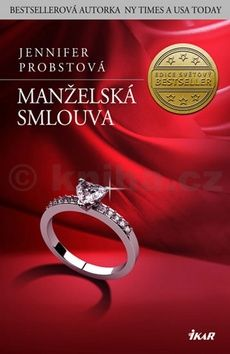Jennifer Probst: Manželská smlouva cena od 204 Kč