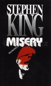 Stephen King Misery cena od 277 Kč
