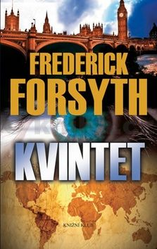 Frederick Forsyth: Kvintet cena od 279 Kč